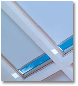 skylight Velux shade