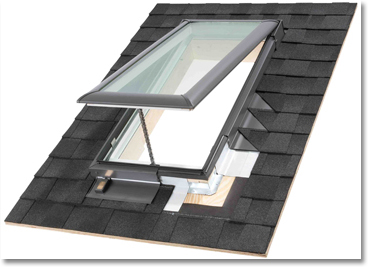 skylight operable venting velux